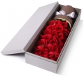 roses in box to angelescity