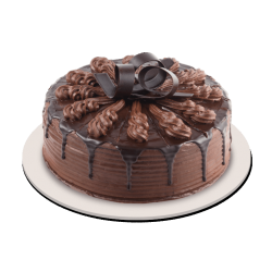 angeles city chocolate indulgence cake by red ribbon