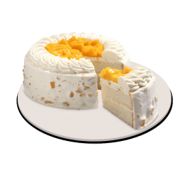 mango cake by red ribbon to angeles city