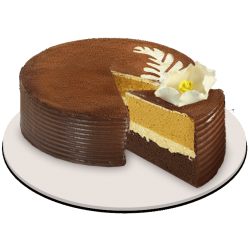 cappuccino creme cake to angeles city philippines
