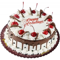 goldilocks choco cherry trote cake