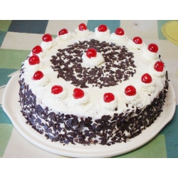 goldilocks black forest cake to angelescity