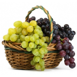 buy grapes basket in angeles city