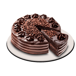 ultimate chocolate cake by red ribbon to angeles city