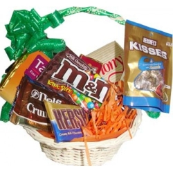 basket of full chocolates send to angeles city