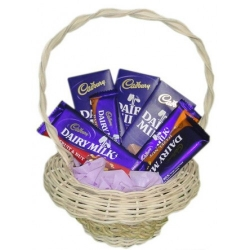 cadbury chocolate lover basket send to angeles city