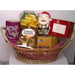 Christmas Gifts Basket Send to Angeles City