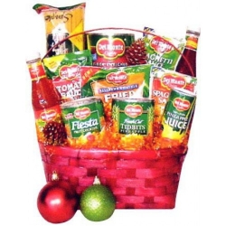 Family Feast Christmas Basket Send to Angeles City