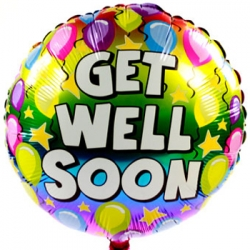 send get well soon balloon angeles city
