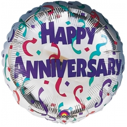 anniversary balloons online