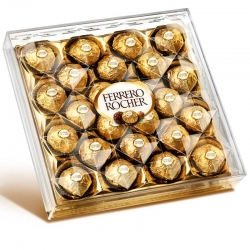 ​24 Ferrero Rocher send to angeles city philippines