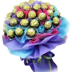 24 Ferrero Bouquet send to angeles city philippines