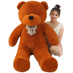 big size brown teddy bear send to angeles city philippines