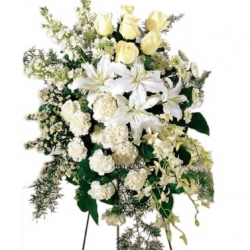 Lovely Tribute Funeral Flowers