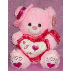 Regular Size Teddy Bear send to angeles city philippines