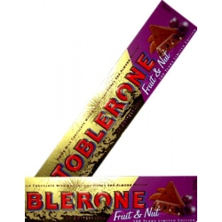 Toblerone Fruit & Nut Chocolate Bar send to angeles city philippines