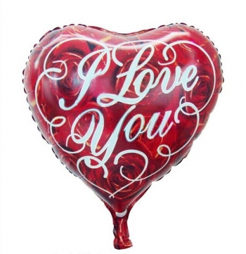 online heart shaped balloon angeles city